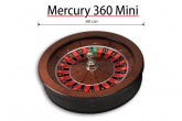 "Колесо для рулетки ""Mercury 360 mini"" Cammegh"