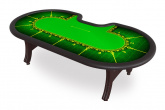 "Texas Poker Table ""Simple"""