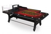 "American Roulette Table ""Classic DeLuxe"" (1 level border)"